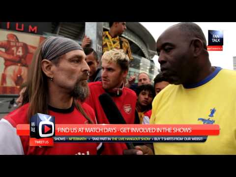 Arsenal FC 1 Spurs 0 - Bully leads the songs after win over Spurs - FanTalk -  - ArsenalFanTV.com