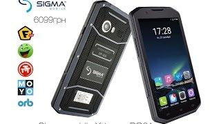 Sigma mobile X treme PQ31 | Повний огляд