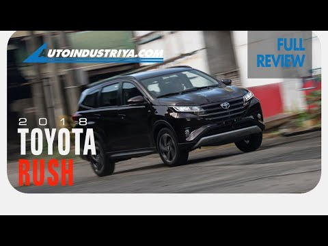 2018 Toyota Rush 1.5 G A/T - Full Review