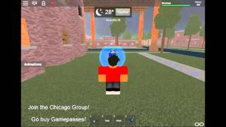 Chicago Illinois *Chiraq*: Finn Lo Rages pt.2 | Roblox