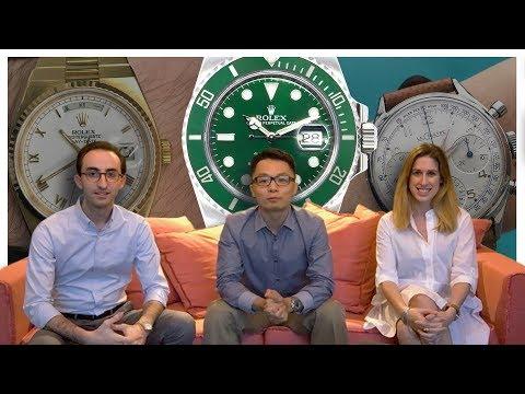 David Chu Gets the Lowdown on WatchBox Hong Kong from Josh and Zoe!