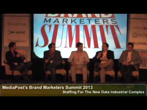 Marketers Or Math Whizzes? Staffing For The New Data Industrial Complex