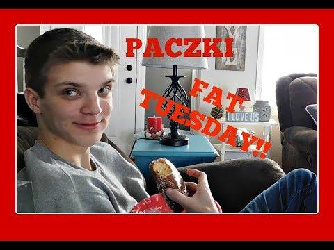 CELEBRATE FAT TUESDAY WITH PACZKI IN PURE MICHIGAN!!