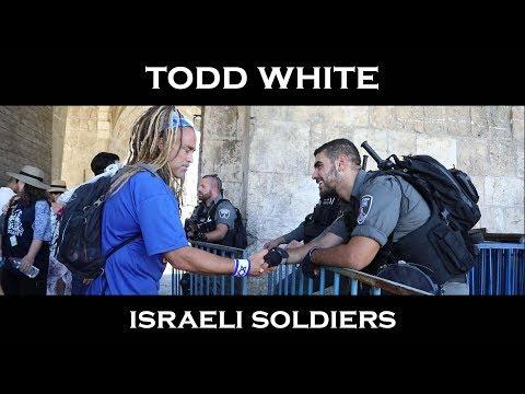 Todd White - Jeden Tag Sterben Menschen Um Uns Herum (ISRAEL TEIL 1)