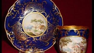 видео Императорский Фарфоровый Завод (Imperial Porcelain St.Petersburg)