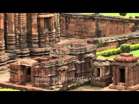 Lingraja Temple in Odisha