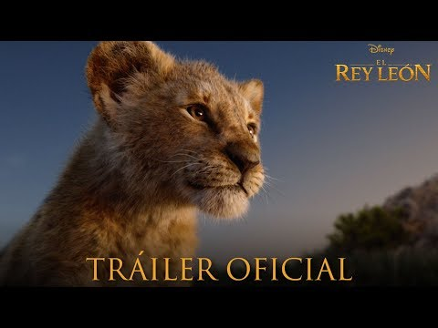 El Rey León (2019) | Tráiler Oficial en español | HD