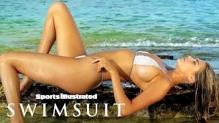 Kate Upton Feels Herself In This Sensual Fiji Photoshoot | Intimates | Sports Illustrated Swimsuit