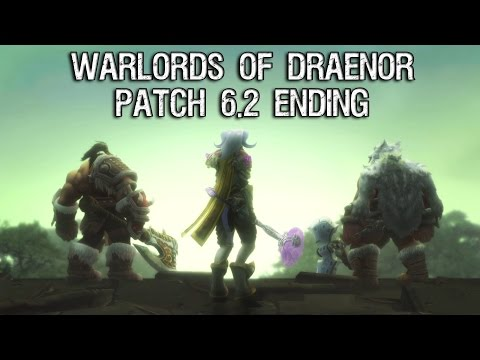 Warlords of Draenor Ending Cinematic
