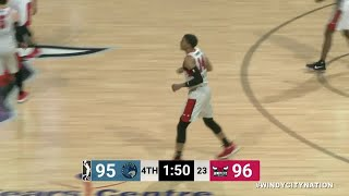 Antonio Blakeney (30 points) Highlights vs. Iowa Wolves
