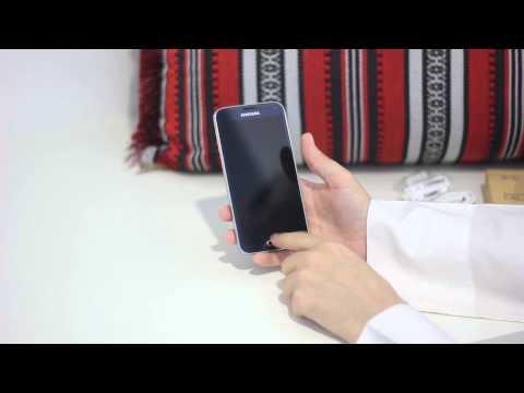Samsung Galaxy S5 Unboxing | Vodafone Qatar