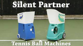 Silent Partner Tennis Ball Machines