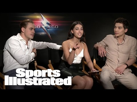 NFL Players Kids Ask The Power Rangers Cast Adorable Questions  Extra Mustard  Sports Illustrated