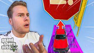 OPDRACHT: DE VOLLEDIGE RACE ACHTERUIT RIJDEN! ? - GTA 5 Online Jobs (Nederlands)