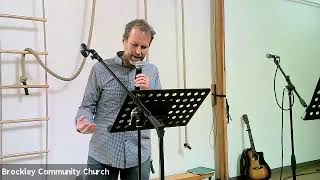 """""""I choose to be part of Jesus' body, the church"""" (1 Cor 12:12-31) Philip Ratcliff"""