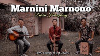 Marnini Marnono Dakka Hutagalung Bnd Sound Project Cover