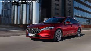 2019 Mazda 6 Wagon EU - Interior and Exterior - Phi Hoang Channel.