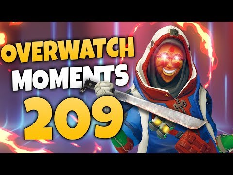 Overwatch Moments #209 thumbnail