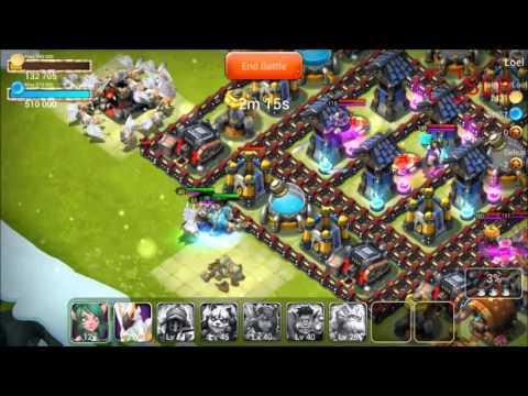 Castle Clash 1.2.27 Godmode
