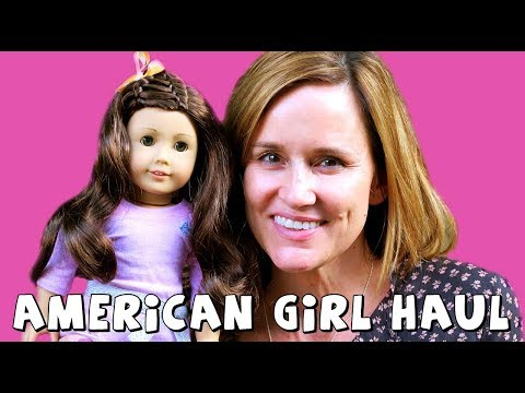 American Girl Haul | DCTC Amy Jo | American Girl Place in NYC