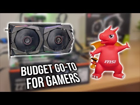 POWERFUL ENOUGH For High FPS GAMING? - MSI GTX 1660 Gaming X 6G