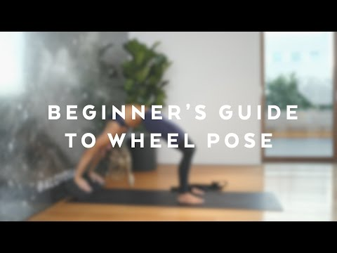 How To: Wheel Pose for Beginners with Action Jacquelyn