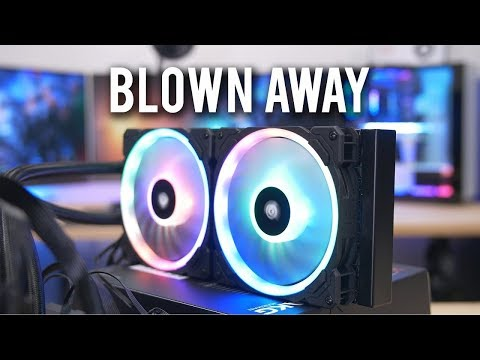 Corsair ML or LL, how bad are they? - Air Cooling - Linus Tech Tips