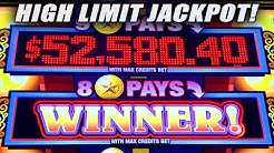 ➜➜ AMAZING PROGRESSIVE JACKPOT WINNER! ★ HIGH LIMIT SLOT MACHINE PLAY ➜ SUPER BELL RINGER