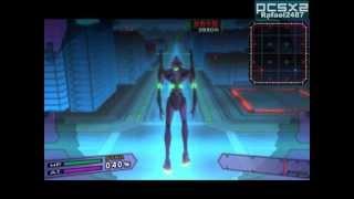 Neon Genesis Evangelion 2 (PS2 Gameplay) HD