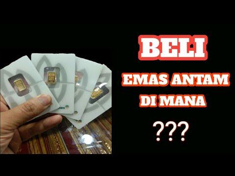 BELI EMAS ANTAM - TERPERCAYA - DIMANA ??? from YouTube · Duration:  4 minutes 20 seconds