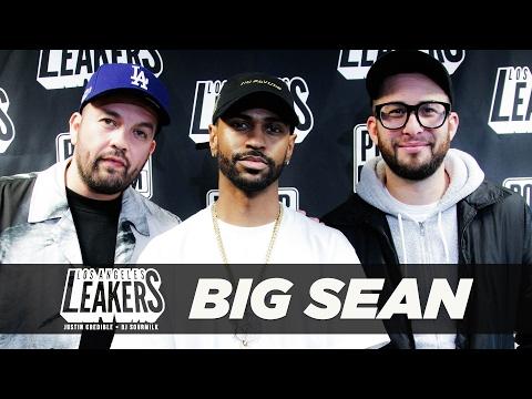 Big Sean Talks 'I Decided.' + Working With Eminem on 'No Favors'