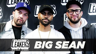 Big Sean Talks 'I Decided.' + Working With Eminem on 'No Favors'