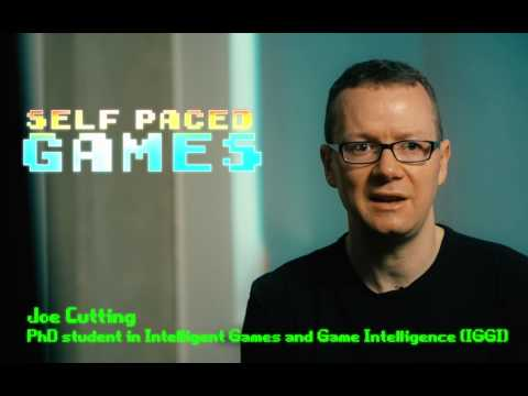 Let us play: games research at the University of York