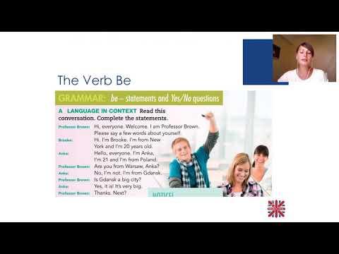 Курс английского. Уровень Beginner. Урок 3. Глагол Be.