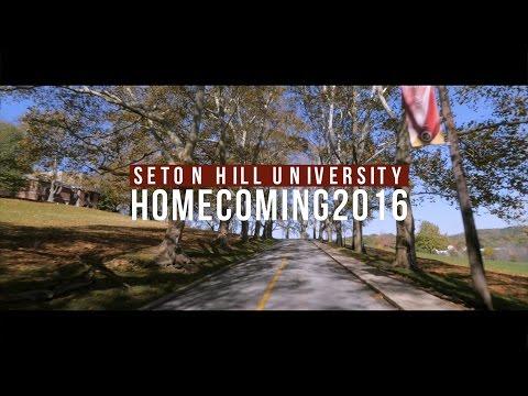 Seton Hill University Homecoming 2016 Recap