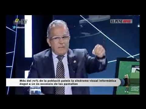 Campanya Visió i Pantalles - Emissió EL PUNT AVUI TV