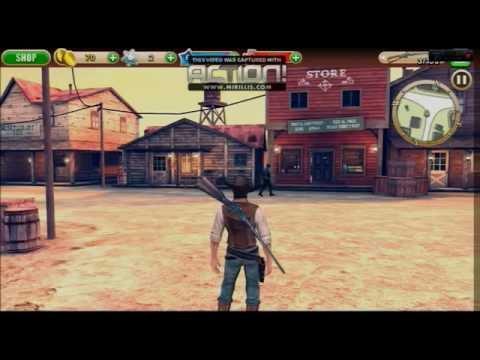 Six Guns Part 4 Bandits attack, Damsel in distress