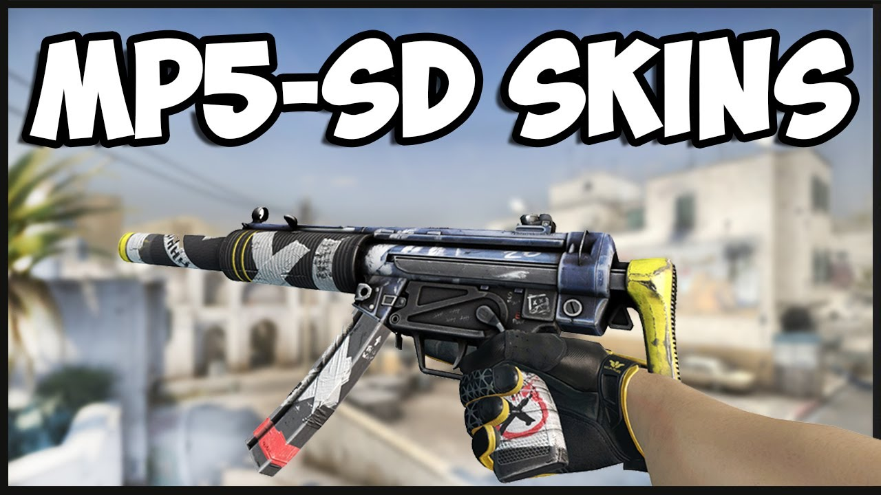 Download All MP5-SD Skins Showcase + Prices - CS:GO