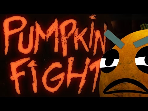 Pumpkin Fight!