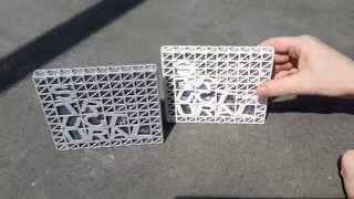 Unboxing / Making of a 3d printed CD Slip case 4 JONTEKNIK