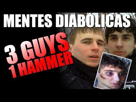 MANÍACOS DE DNEPROPETROVSK - 3 GUYS 1 HAMMER