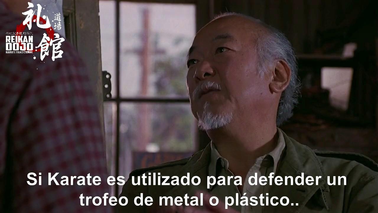 Palabras Del Señor Miyagi