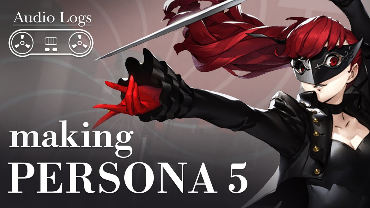 How Persona 5 Royal's New Character Was Made | Audio Logs