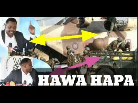 HATIMAE HAWA NDO WALIO MTEKA MOE DEWJI, LEMA ATHIBITISHA WAZI..