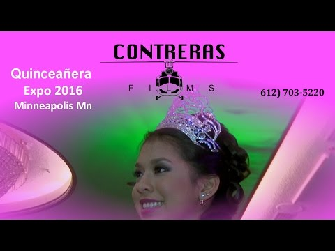 QUINCEAÑERA EXPO 2016 MINNEAPOLIS MINNESOTA