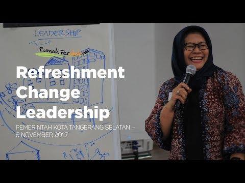 Refreshment Change Leader - Pemerintah Kota Tangerang Selatan Mp3