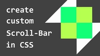 Create Custom Scroll-Bar on Webpage