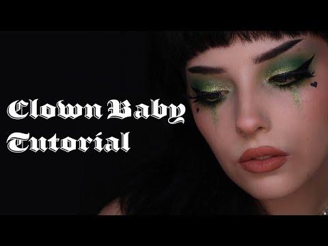 ☆.。.:* Clown Baby Makeup *.。.:☆