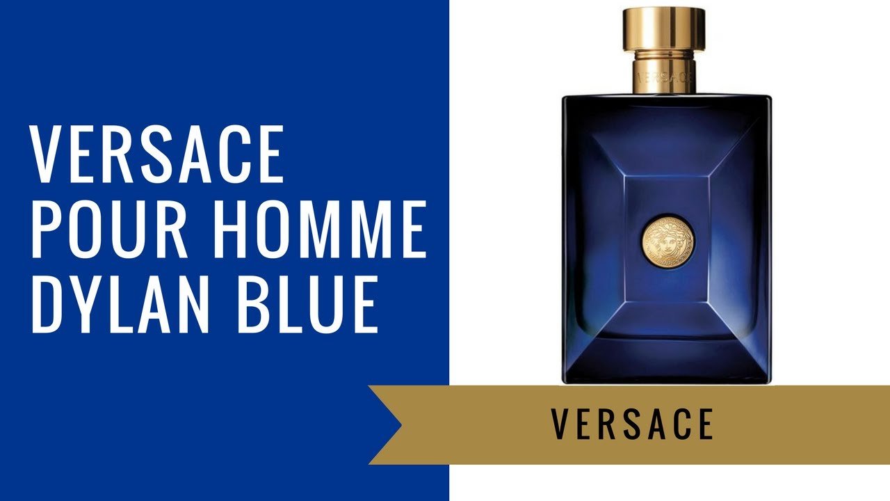 f91886bca54f Versace Pour Homme Dylan Blue by Versace