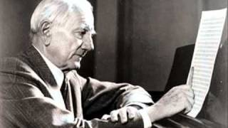 Ernst von Dohnanyi plays Beethoven Andante Favori in F